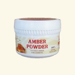 Genuine Baltic Amber powder