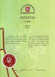 pagalves-patentas