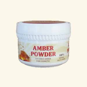 Genuine Baltic Amber powder